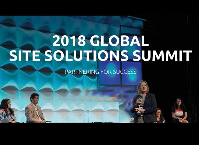 global site solutions summit