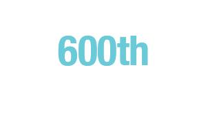 600th trial
