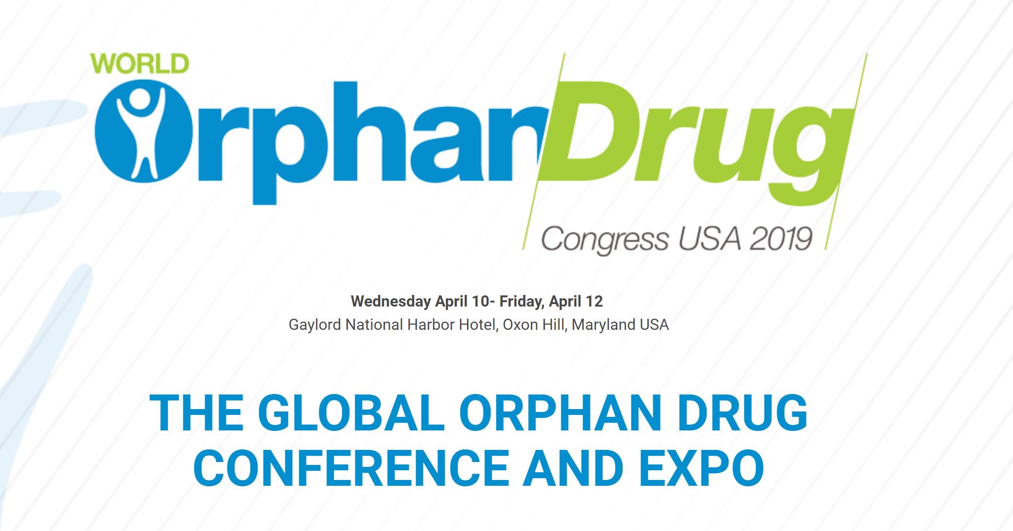 orphan drug conference