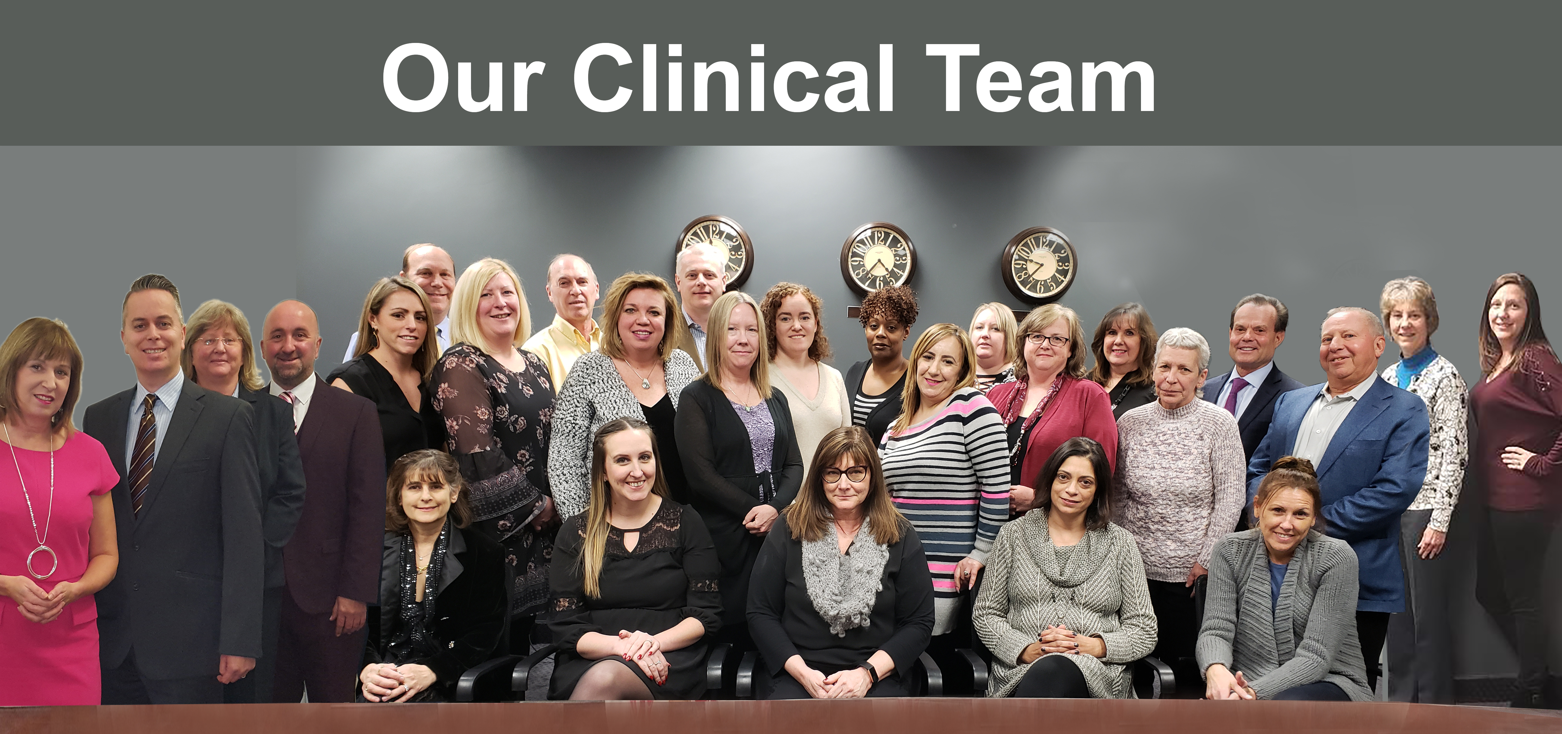 Colpitts Clinical Team Photo