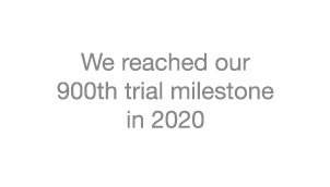 900th trial