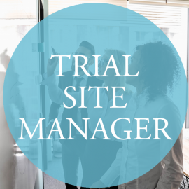 trial site manager